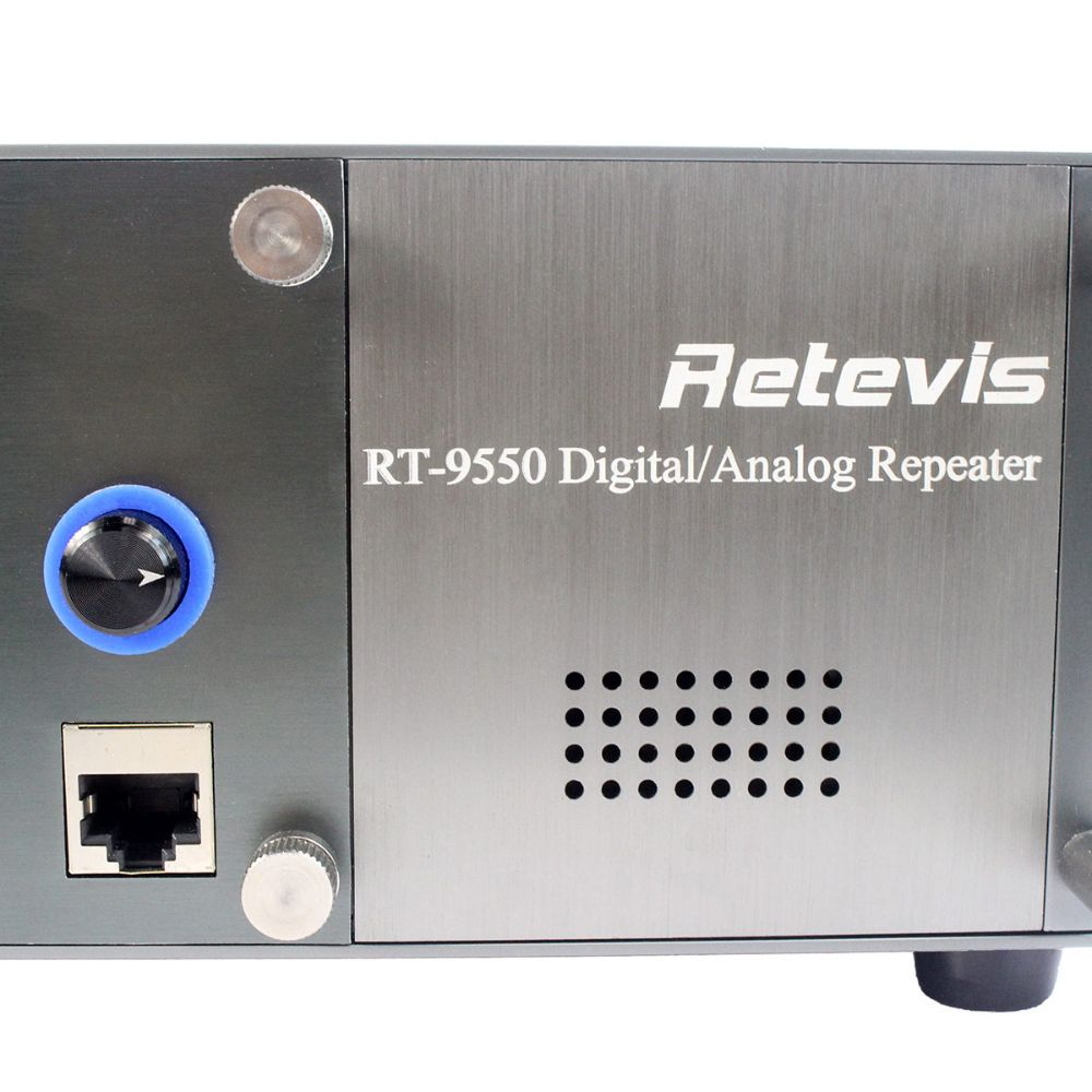 IP networking Digital/Analog DMR Radio Repeater compatible with MOTOTRBO series Tier