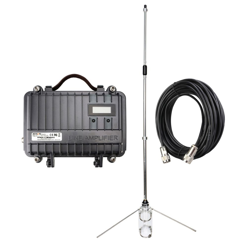 IP67 Waterproof and dustproof radio solution for outdoor business