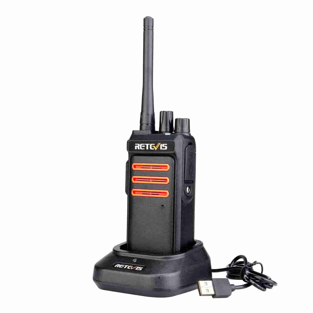 RT76 Long Range Handheld GMRS Walkie Talkies