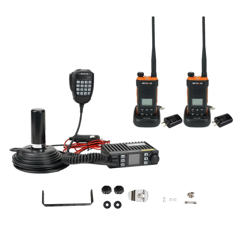 NOAA GMRS Farm Radio Bundle