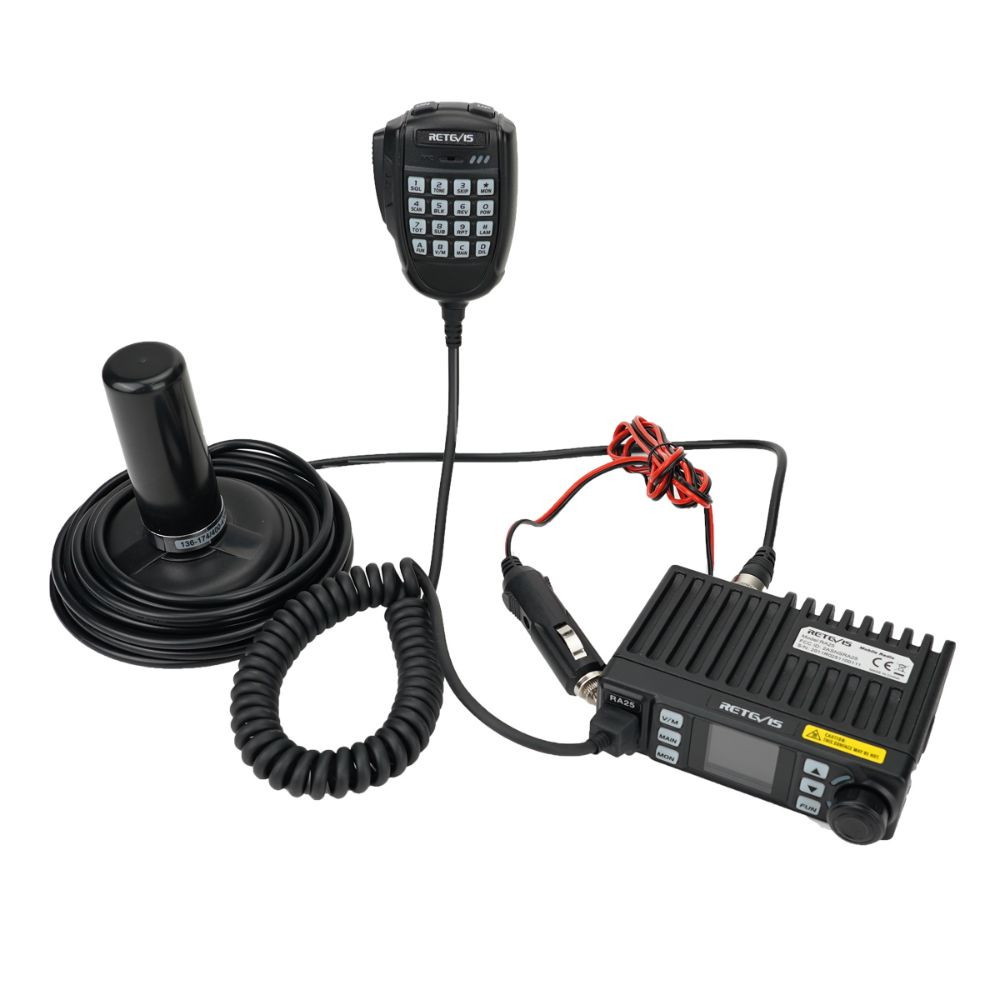 RA25 GMRS Micro mobile Farm Tractor bundle