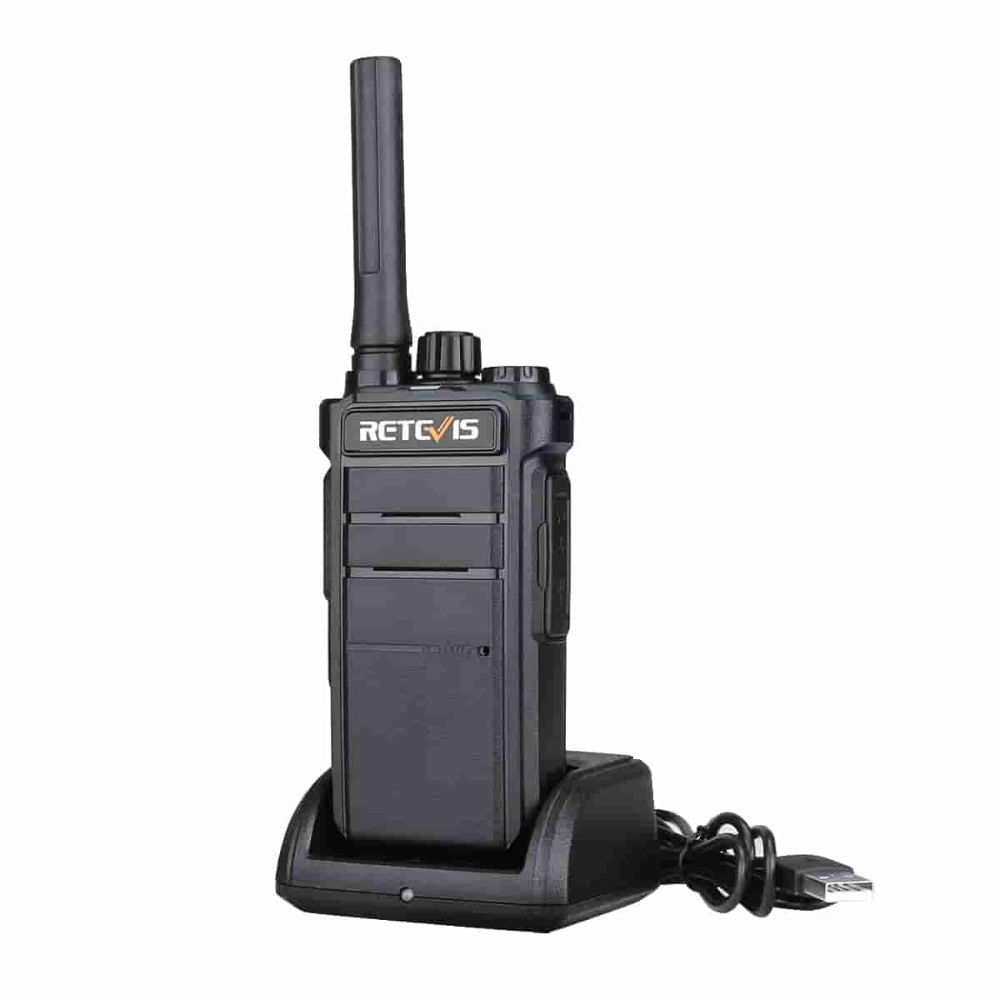 Handheld GMRS two way radio for Hiking