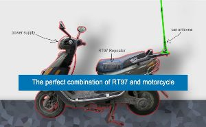 RT97 and motorcycle combination solutions for outdoor Riding doloremque