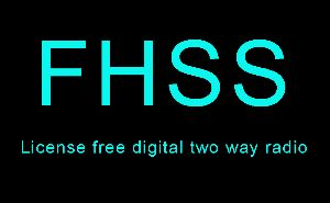 What is FHSS license free digital two way radio? doloremque