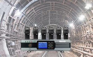 Single frequency digital radio solution for Tunnel construction doloremque