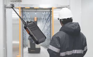 Retevis RT43 DMR radio for Cold storage doloremque