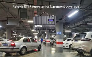 Retevis RT97 mini repeater use for basement coverage doloremque