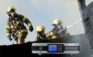 Single frequency DMR repeater Retevis RT73 for disaster rescue doloremque