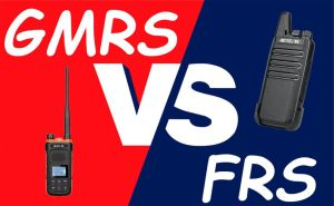What is the difference between GMRS and FRS ? doloremque