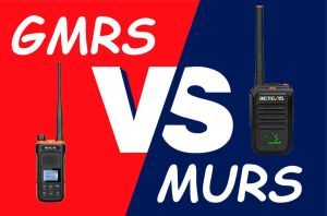 What is the difference between GMRS and MURS? doloremque