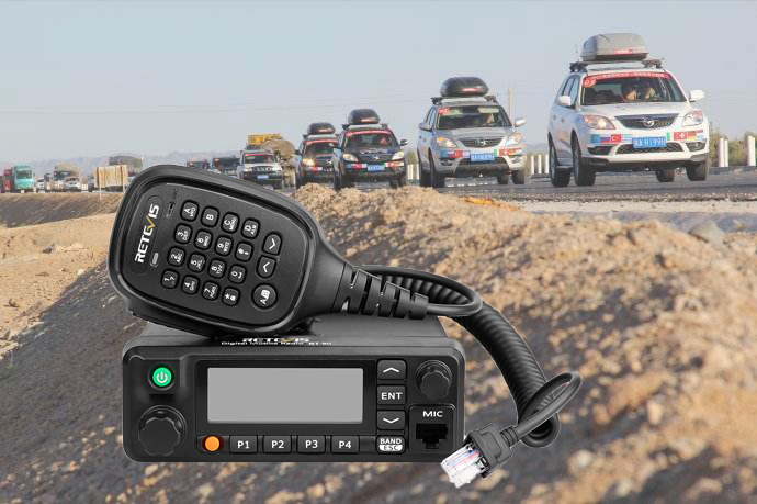 Retevis solutions How to choose walkie-talkie for self-driving tour