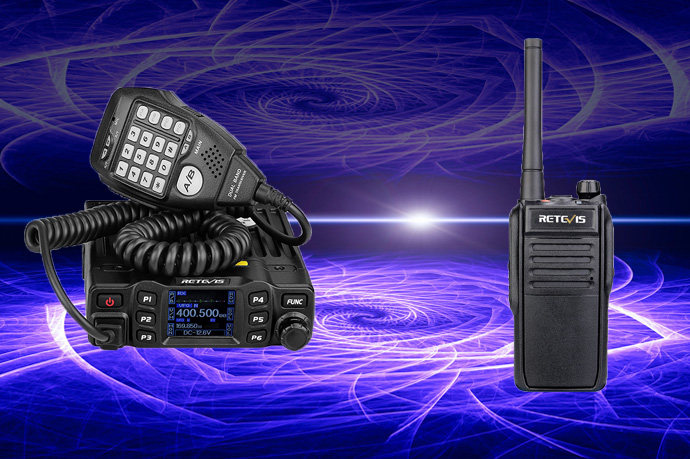 How to choose walkie-talkie for self-driving tour-2