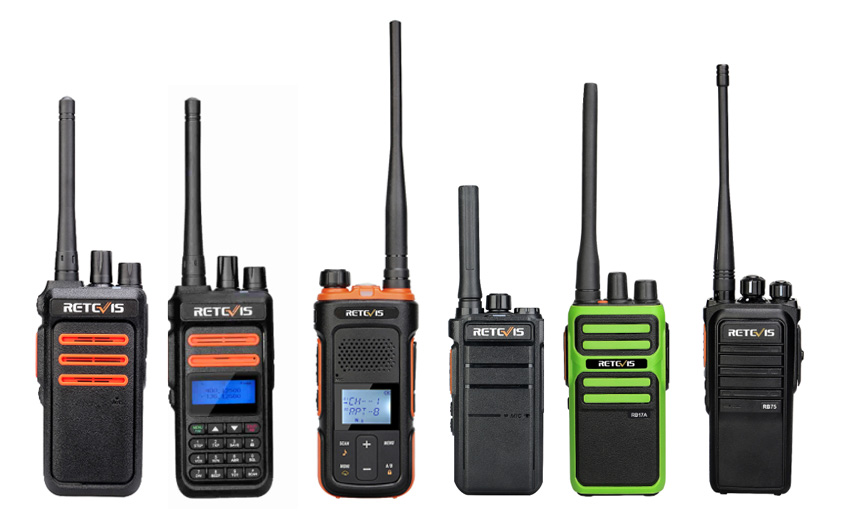 Retevis Solutions GMRS walkie talkie