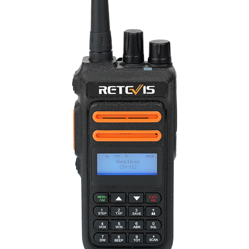 Retevis RT76P GMRS walkie talkie NOAA